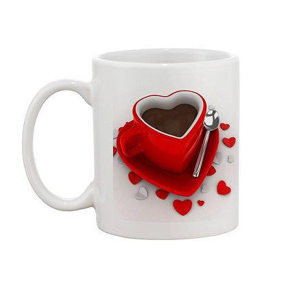 Good Time Ceramic Coffee Mug 325 ml
