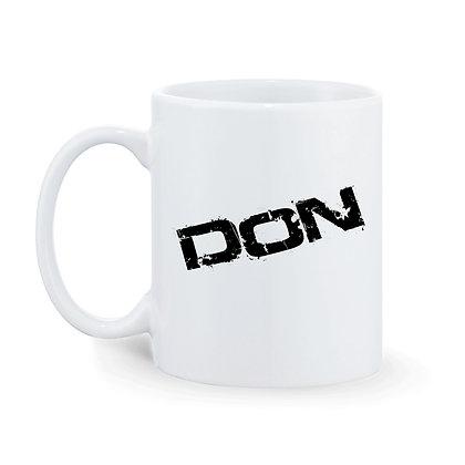 Don Printed Ceramic Coffee Mug 325 ml