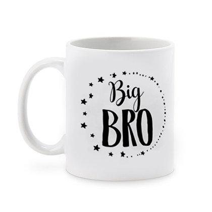 Big Bro Ceramic Coffee Mug 325 ml