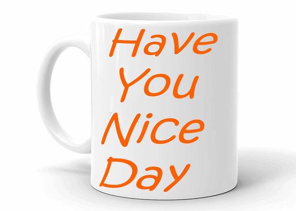 DAD Ceramic Coffee Mug 325 ml