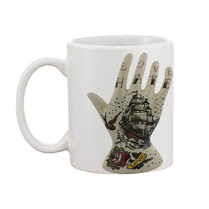 No Love Only Friend Ceramic Coffee Mug 325 ml