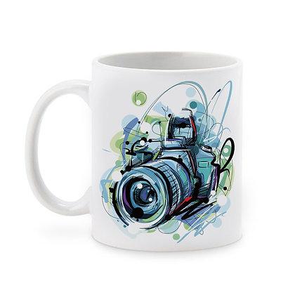 Photography is my Passion Ceramic Coffee Mug 325 ml