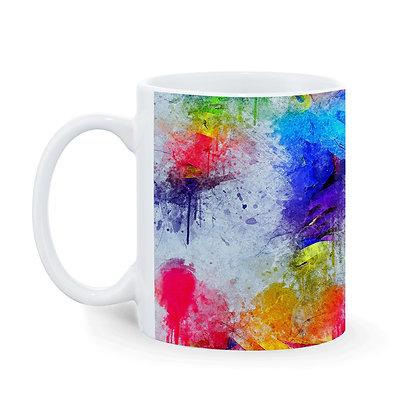 Color theme Ceramic Coffee Mug 325 ml