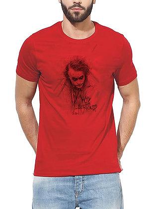 JOKER Regular Fit Round Men's T-shirt