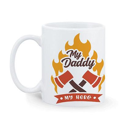 My Daddy Printed Ceramic Coffee Mug 325 ml