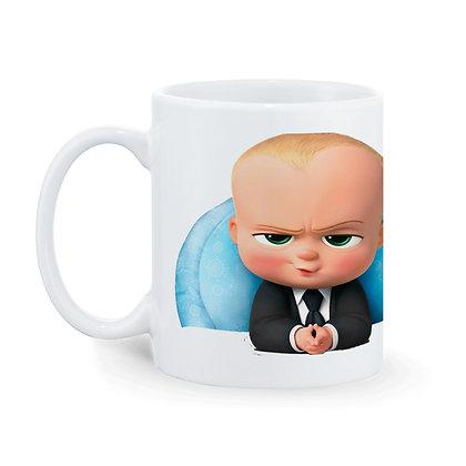 Boss Baby Ceramic Coffee Mug 325 ml