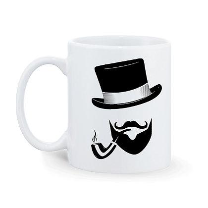 The Boss Printed Ceramic Coffee Mug 325 ml