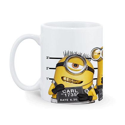 Minions Ceramic Coffee Mug 325 ml