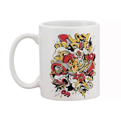 Cartoon Network Cartoons Printed Ceramic Coffee Mug 325 ml
