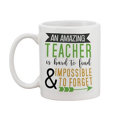 Teacher Ceramic Coffee Mug 325 ml