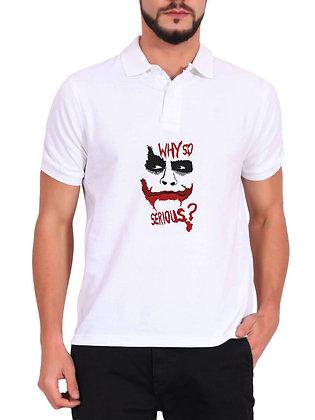 Jokar Printed Regular Fit Polo Men's T-shirt