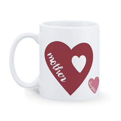 MOTHER Printed Ceramic Coffee Mug 325 ml