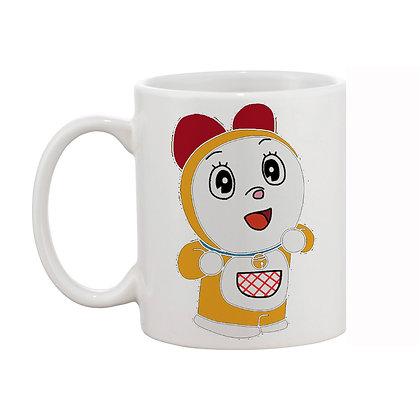 Doraemon and Doremi Ceramic Coffee Mug 325 ml