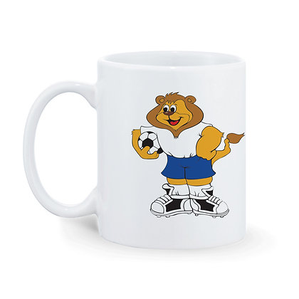 Tiger cartoon Printed Ceramic Coffee Mug 325 ml