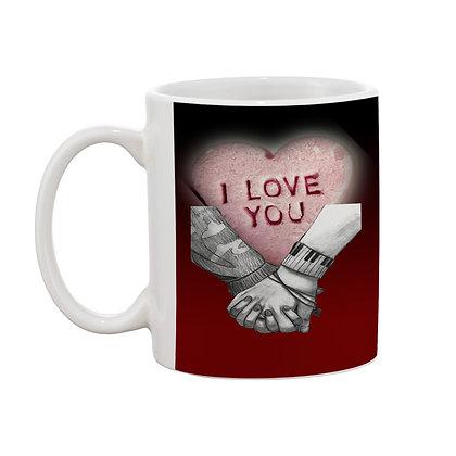 My Love Ceramic Coffee Mug 325 ml