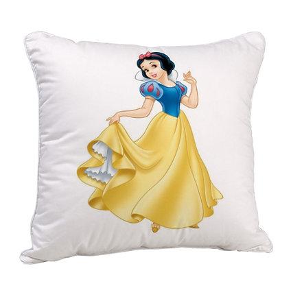 Princess Satin Cushion Pillow with Filler