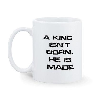 A King is made Printed Ceramic Coffee Mug 325 ml