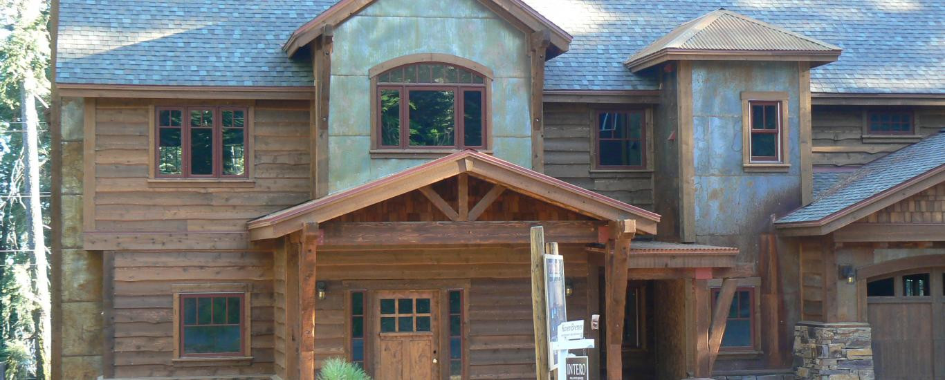 North Lake Tahoe custom home
