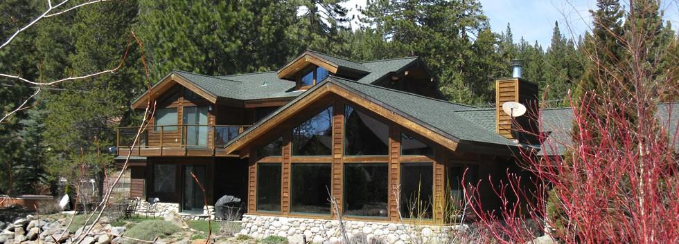 North Lake Tahoe lakefront home