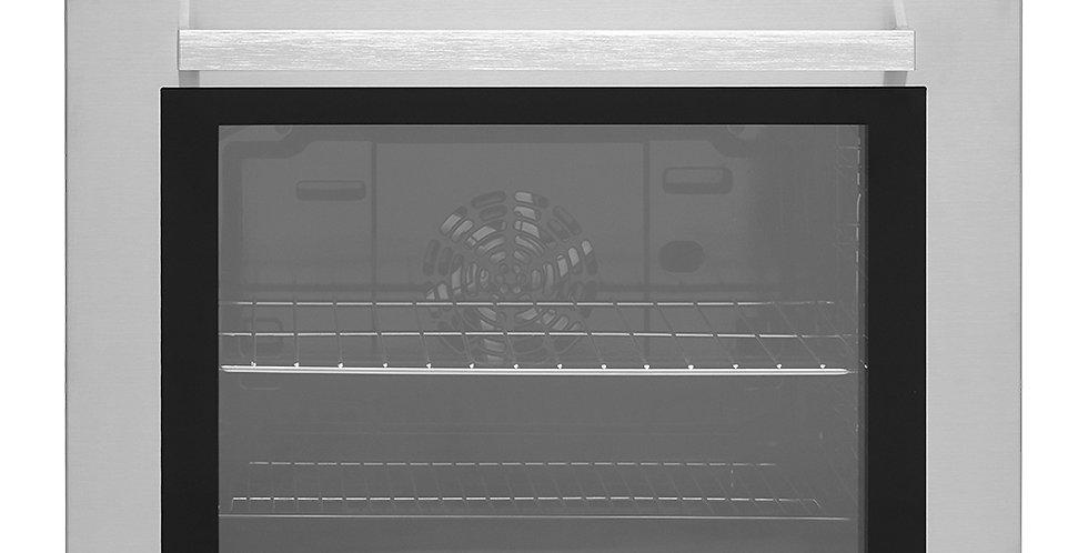 Forno Sole Multifunção Digital 60 cm + Micro-ondas Sole 40 litros - Elettromec