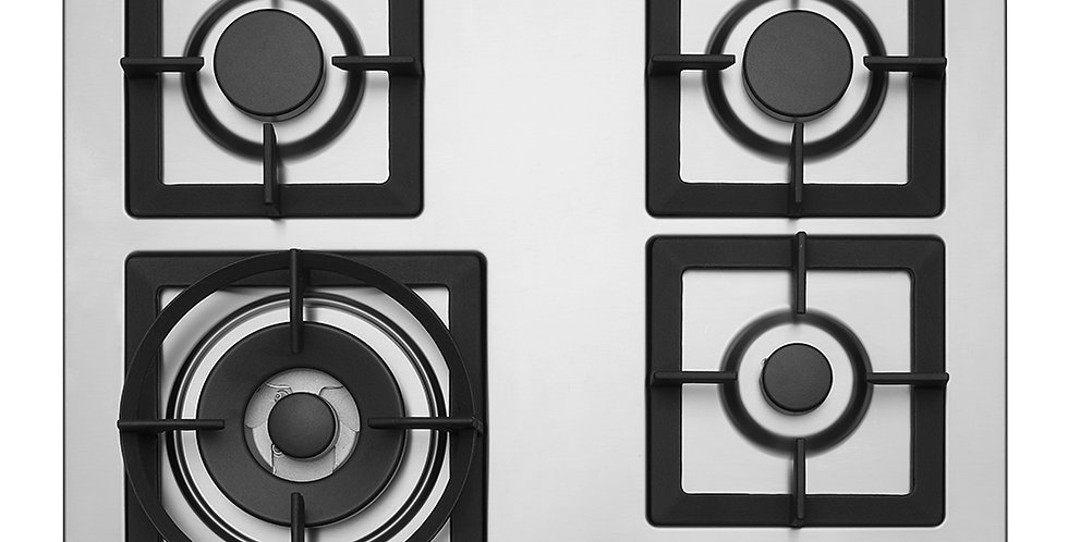 Cooktop Quadratto 60 cm - Elettromec
