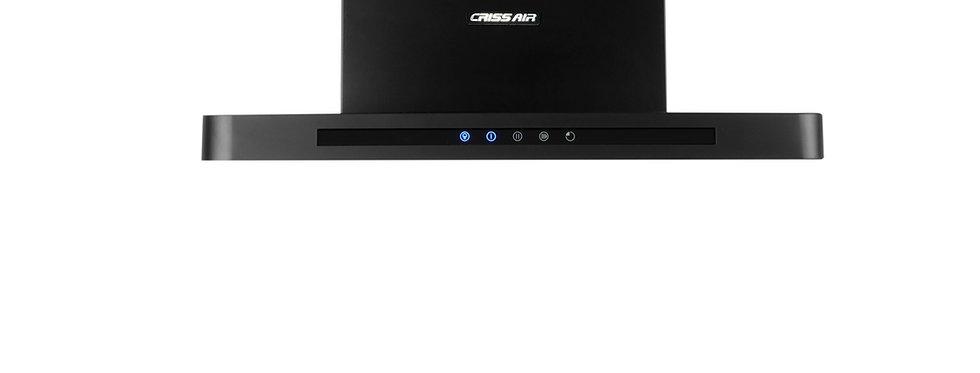 Coifa CRR 08.6 G3 Black Parede - CrissAir