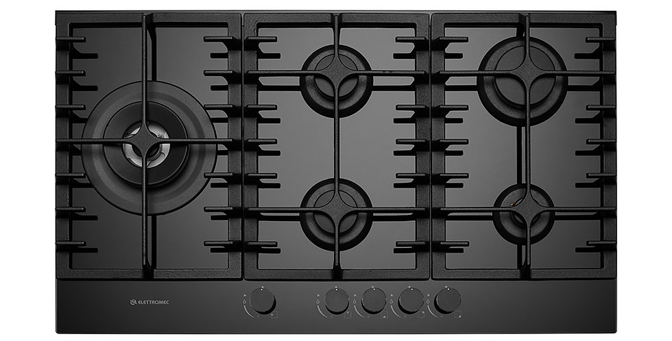Cooktop Vetro 90 cm - Elettromec