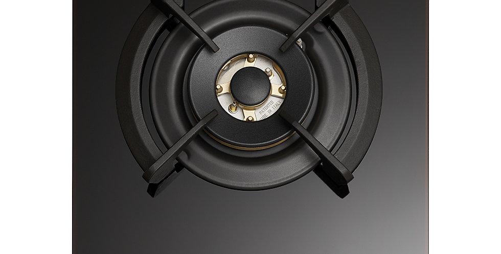Cooktop Vetro Dual Flame 38cm - Elettromec