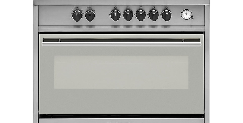 Fogão Freestanding Luce 90cm - Elettromec