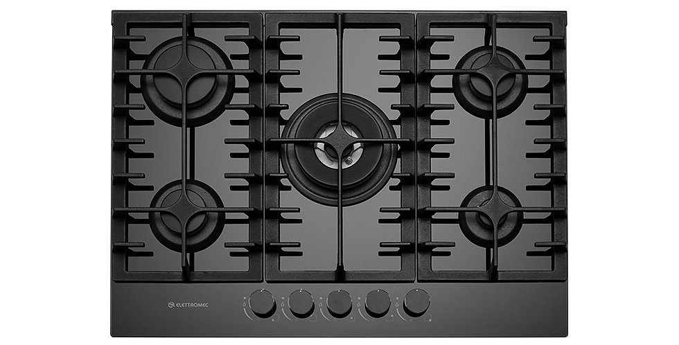 Cooktop Vetro 70 cm - Elettromec