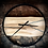 "Thumbnail: 20"" River Clock"