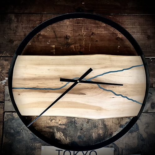 """20"""" River Clock"""
