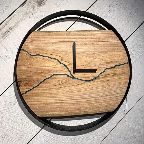 """20"""" Maple River Clock"""