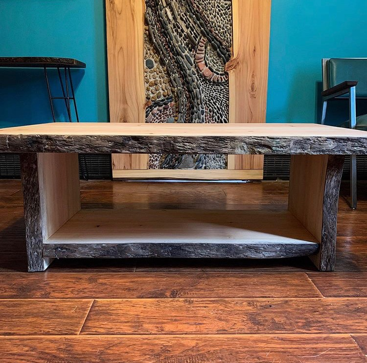 LEF slab coffeetable