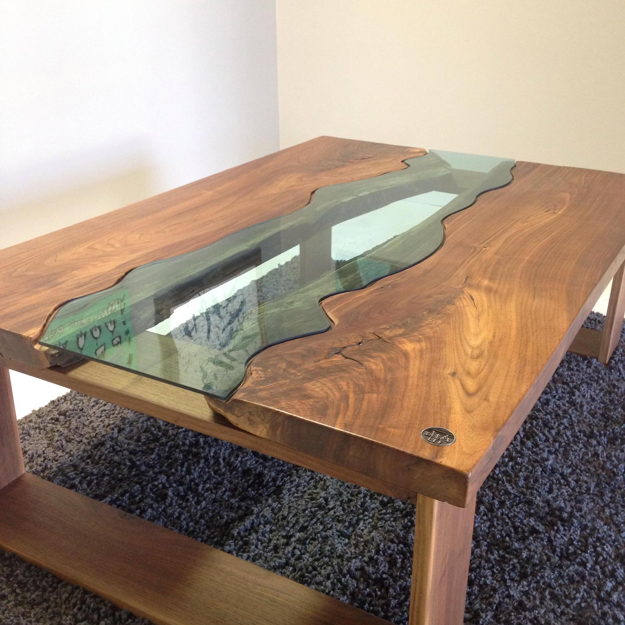 Thames River coffee table