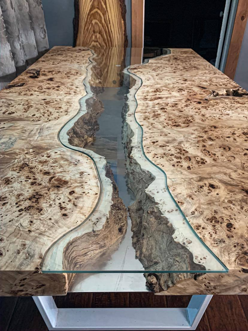 LEF_badass_river table_mappa burl