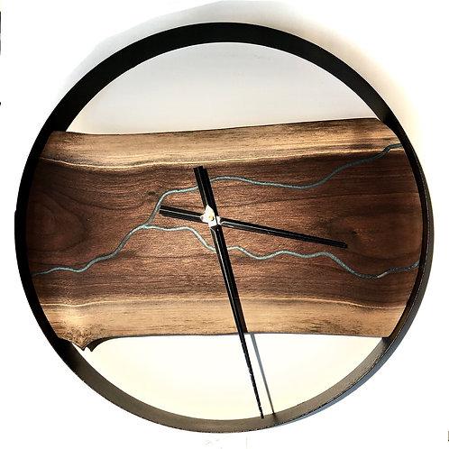 "20"" River Wall Clock"