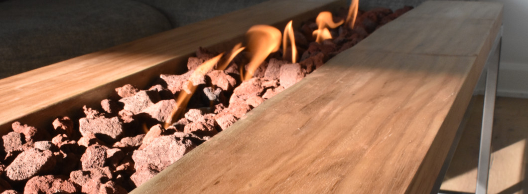 Fuego [ fire table ]