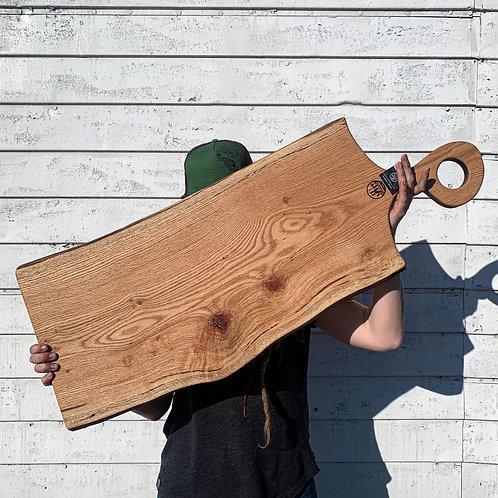 Red Oak Charcuterie Board