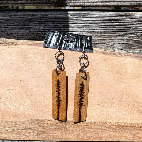 Maple Sitka Earrings