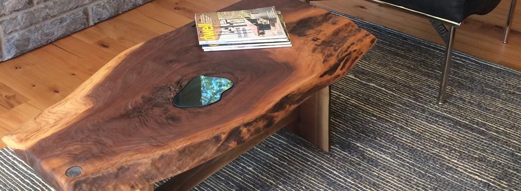 Pond [ coffee table ]
