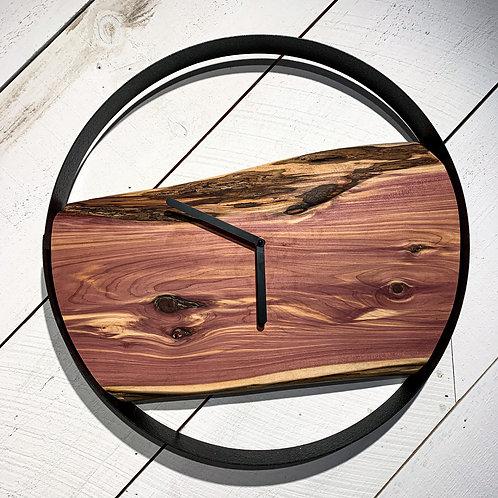 """20"""" Juniper Clock"""