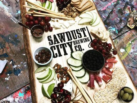 Sipn'Sawdust Make & Taste Workshops- What it's all about!