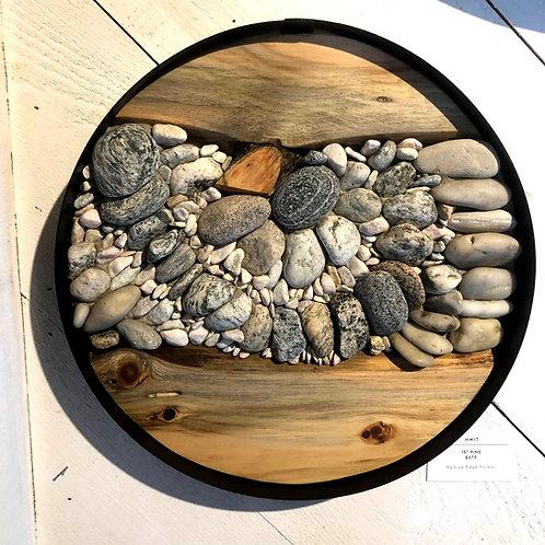"15"" Stone Art 'Hwit'"