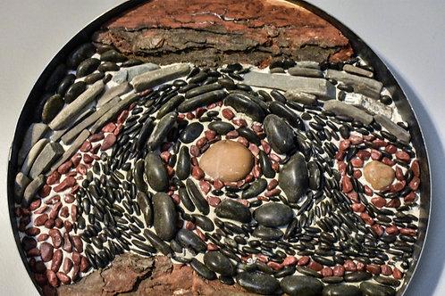 Stone Art 'Circle B'