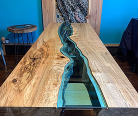 'Lazy River' Console Table