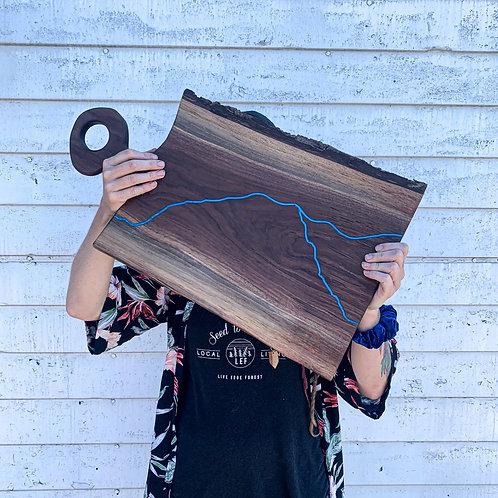 Black Walnut River Board (Large)