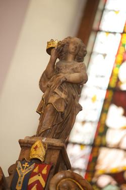 Holy Trinity Monuments