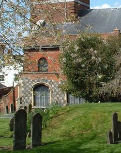 Holy Trinity Weston Chapel