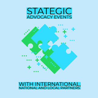 Strategic Advoacy Events